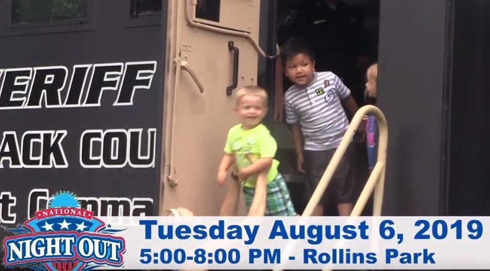 National Night Out Video Picture