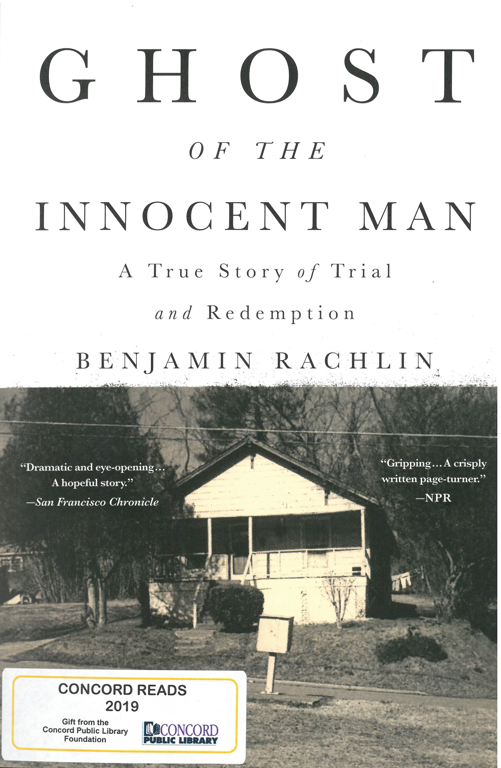 Ghost of the Innocent Man Cover