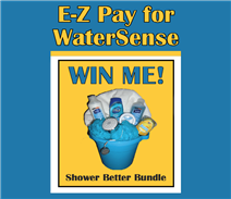 E-Z Pay for WaterSense