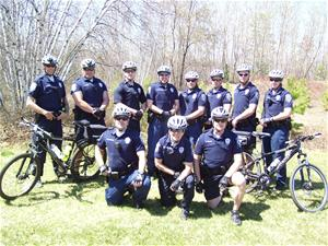 Police Bicycle Unit