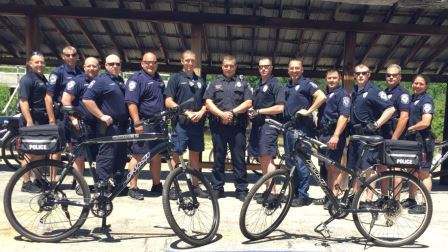 CPD Bike Patrol Unit