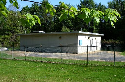 Contoocook River Pump Station