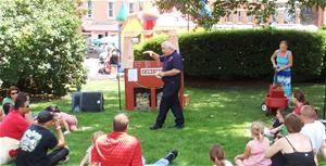 Fire Safety at Market Days