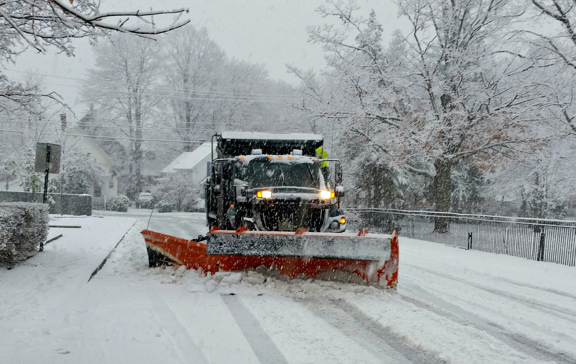 General Services Snow Plowing