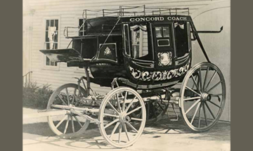 Concord Coach Carriage