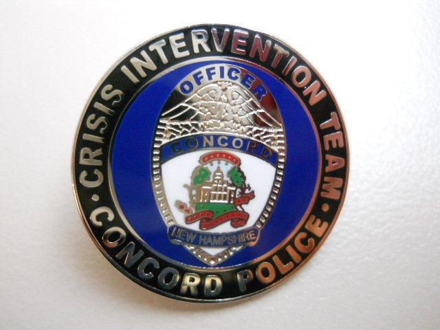 Crisis Intervention Badge