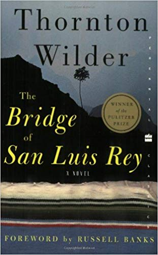 The Bridge of San Luis Rey Book Cover