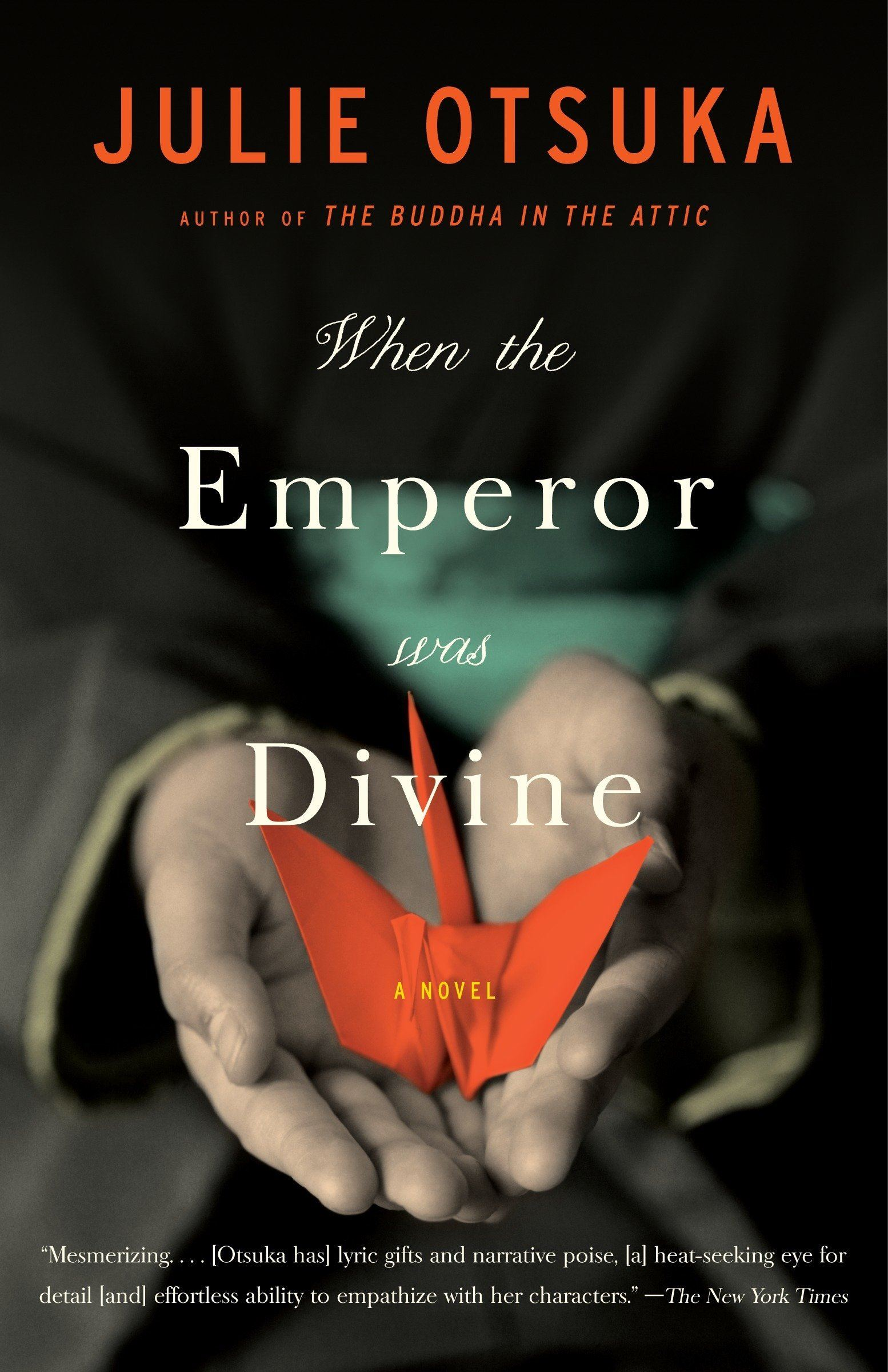 When the Emperor was Divine Book Cover